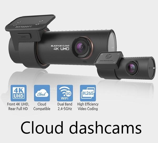 Cloud Dashcams